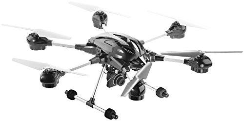 Simulus Hexacopter-Drohne: Hexacopter GH-60.clv mit HD-Kamera, Fernsteuerung, Live-View (Kamera-Drohne mit Live-Bild)