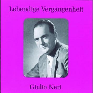 Lebendige Vergangenheit - Giulio Neri
