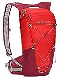 VAUDE 12177 Unisex adulto Mochilas 5-9L, Marosc Red, 9 Litros