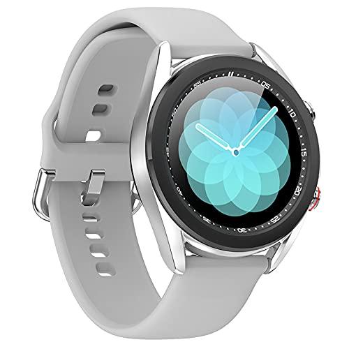 HQPCAHL Smartwatch para Android Y iOS, Reloj Inteligente Bluetooth Smart Watch Mujeres IP68 Impermeable Deportes Fitness Tracker,Pulsómetro,Monitor De Sueño,Podómetro,SMS,Recordatorio De Llamada,B