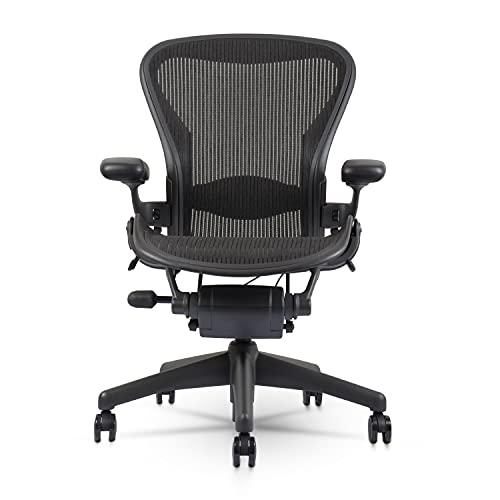 Herman Miller Classic Aeron Chair - Fully Adjustable, Carpet...