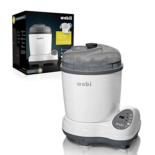 Wabi Baby Electric Steam Sterilizer and Dryer