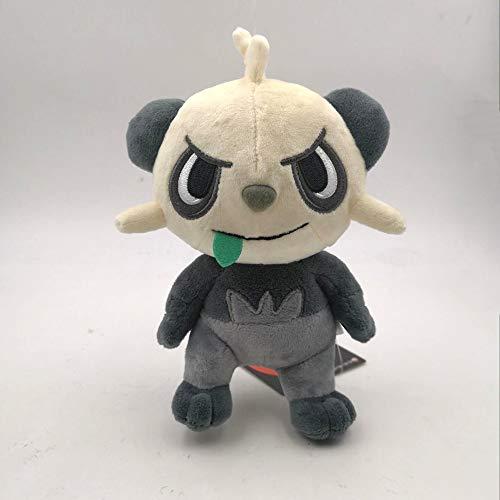 Spuik Infantil del bebé de juguete de felpa calmante 20CM Pancham animado relleno de la felpa Figura Rogue Panda muñeca de la felpa del monstruo Elfos muñeca estatuilla Niños Peluche Decoración de jug