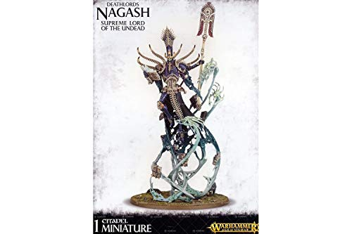 Warhammer Fantasy Nagash, Supreme Lord of the Undead