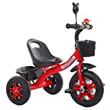 Tricycle Kids for 2-6 Years Old, Kids Trike with...