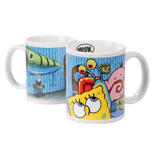 United Labels 0112244 - Spongebob-Tasse Keramik