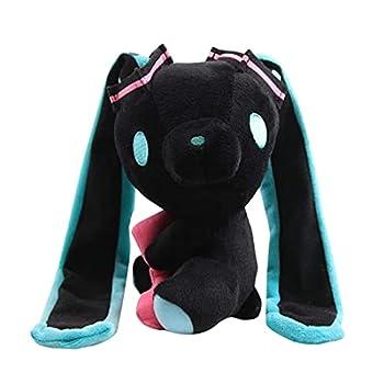 Hatsune Miku 3PCS Gloomy Bear Bunny Plush ToyGloomy Bear Gift for Children 6.69 Inch