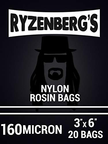 Rosin Press Bags/Rosin Filters (160 Micron) 3