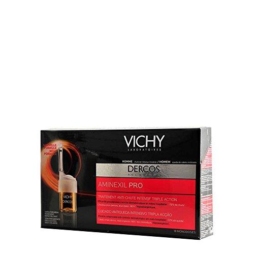 Aminexil Pro 18 ampollas anticaída del cabello, para hombre
