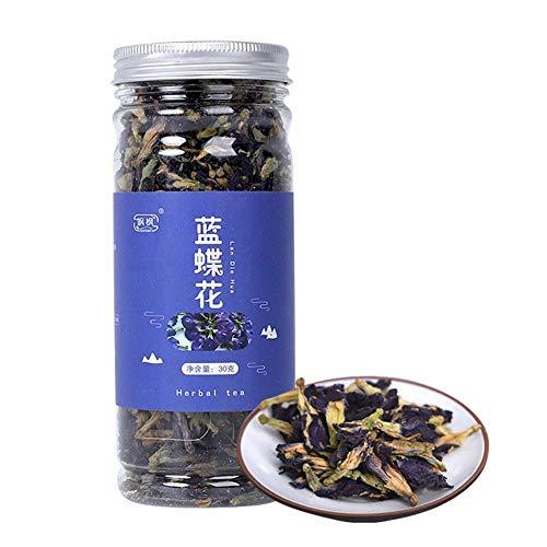 30 g/Karton Blue Butterfly Pea Flower Tea - Natürliche Lebensmittel und Getränke
