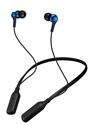 JVC HA-FX57BT-A Bluetooth 連続14時間再生ワイヤレスイヤホン/ネックバンド…