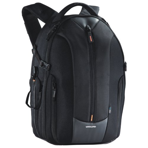 Vanguard Up-Rise II 48 Backpack for Camera Gear and Accessories (Black)
