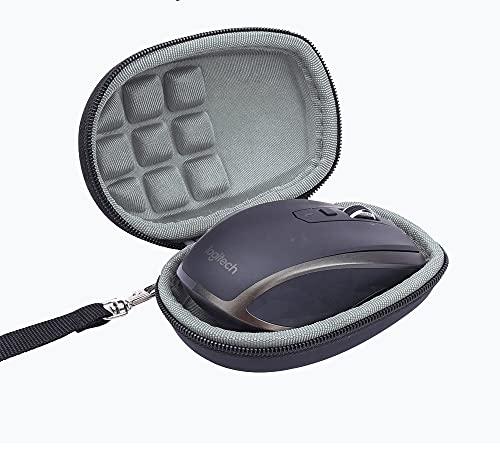 Prodrocam Schutzhülle Tragetasche für Logitech MX Anywhere 2S/ 1 /2 /3 /GEN Kabellose Maus, Reiseetui Staubdicht und stoßfest