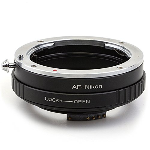 Pixco Macro AF Confirme Minolta Sony Alpha A Lens to Nikon F...