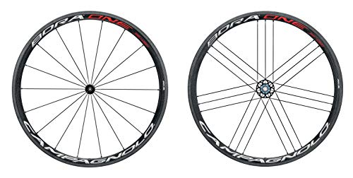 Campagnolo Unisex – Erwachsene Bora One 50 Db Laufräder, Campa-Rotor. WH18-BOCFR135, 17-622 (28´´) 700C
