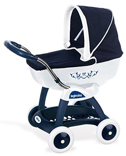 Smoby 7600251181 Carrozzina Baby Blue