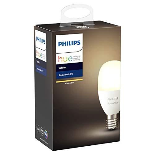 フィリップス LED電球 小形電球形 470lm(電球色相当)Philips Hue シングルランプ PLH13WB