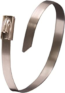 Gardner Bender 45-312SS Stainless Steel Cable Tie, 11 Inch., 100 lb. Tensile Strength, Wire / Cord Management Industrial a...