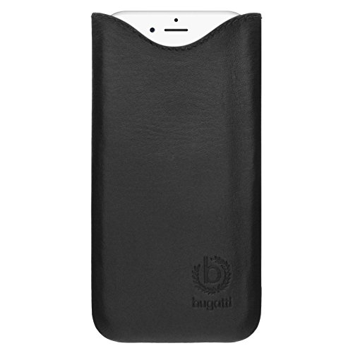 Bugatti Slimfit Apple iPhone 6 schwarz