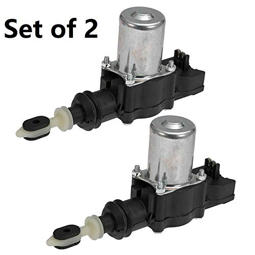 Price comparison product image Power Door Lock Actuator for Buick,  Cadillac,  Chevy,  GMC,  Jeep & other GM Selected Models without kit (two sets) 72017x2