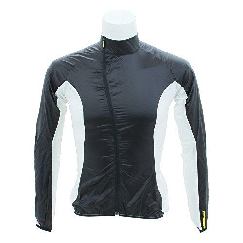Mavic - Cosmic Pro Jacket W, color blanco,negro, talla XL