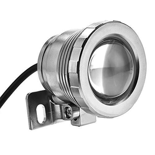 Aquarium LED spotlight lamp, 12V 5W RGB waterdichte lamp voor aquarium zwembad tuin onderwater #2