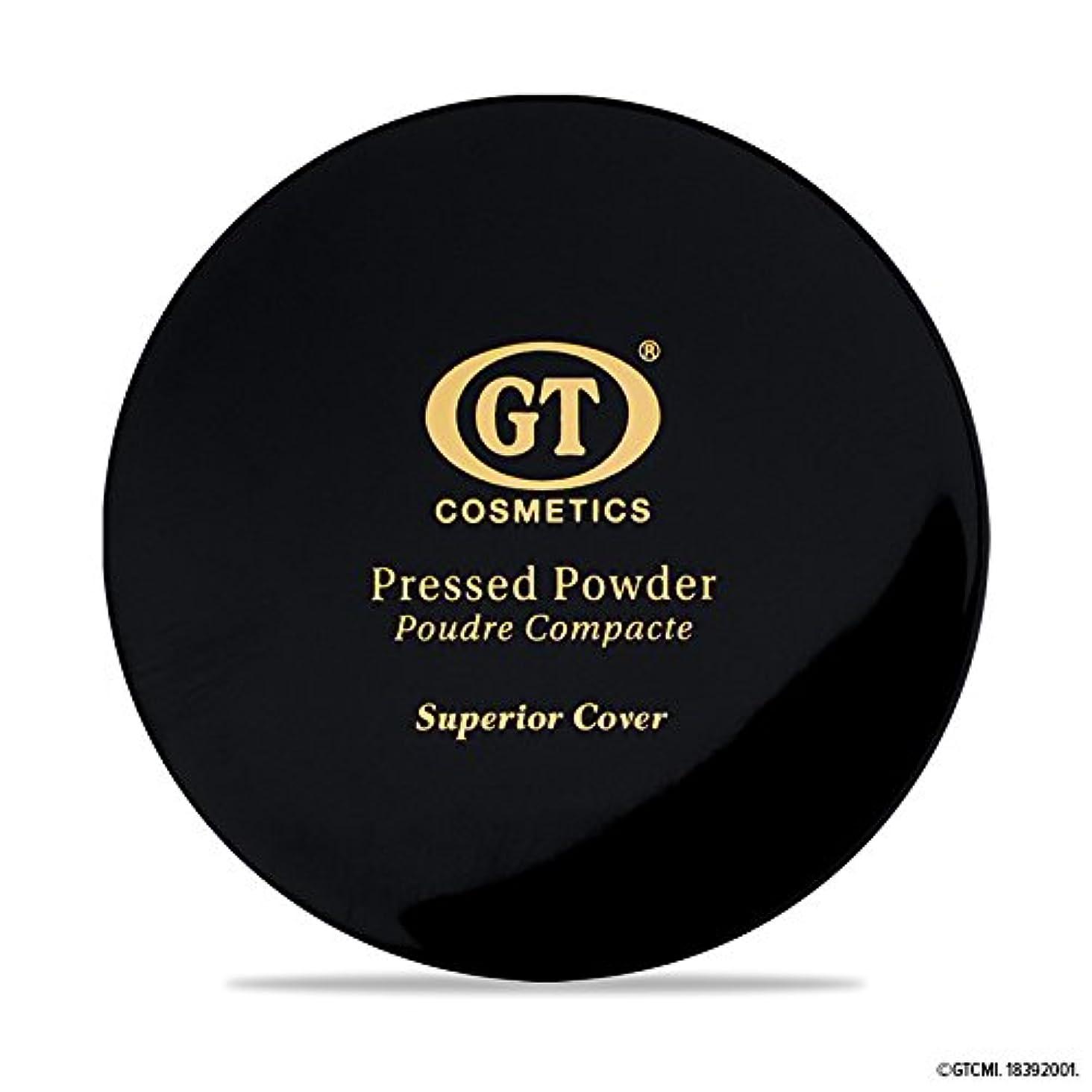 小さな脱走乞食GTpressed powder ピンクベージュ SPF20 正規輸入代理店 日本初上陸 コスメティック オーガニック ファンデーション