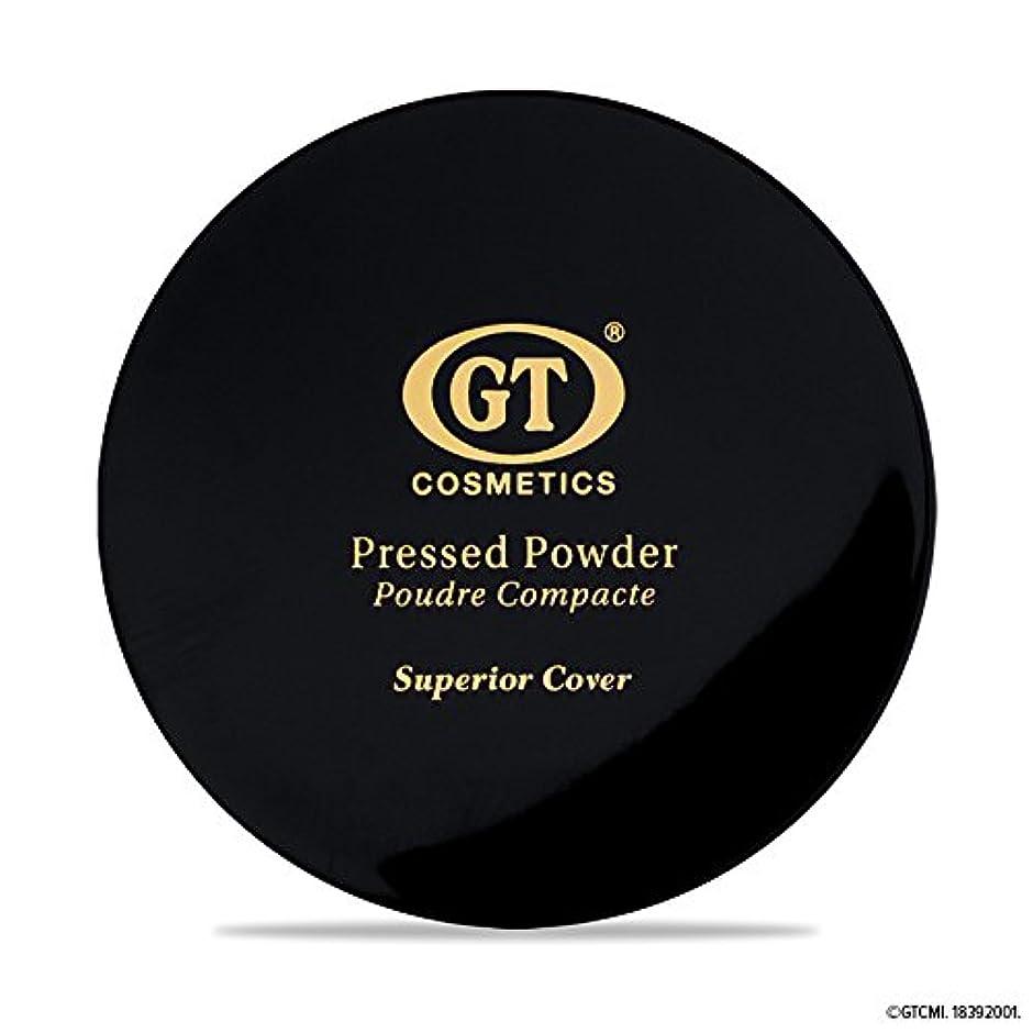 ダース恒久的抱擁GTpressed powder ピンクベージュ SPF20 正規輸入代理店 日本初上陸 コスメティック オーガニック ファンデーション