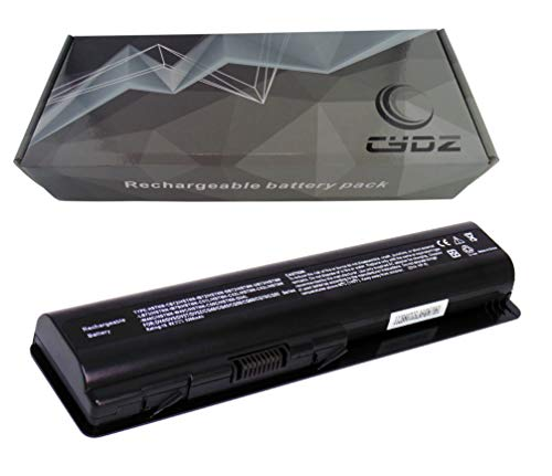 Batería para portátil HSTNN-IB72 HSTNN-IB73; HSTNN-DB72; KS526AA HSTHH-UB72; KS524AA HP Pavilion dv4/dv5-1000/dv6-1000/dv6-2000...