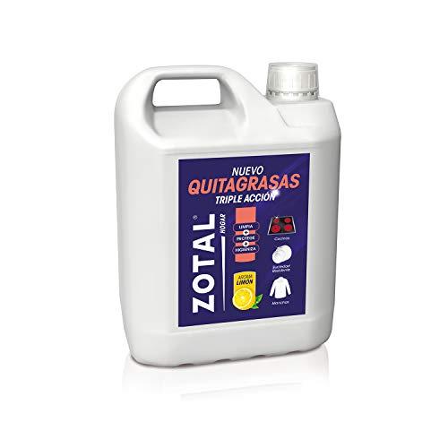 Zotal Hogar Quitagrasas - 5000 ml
