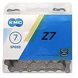 KMC Z7 チェーン 7S/7速/7スピード用 114Links Gray/Brown [並行輸入品]