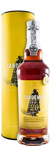 Portwein Sandeman 20 years 500ml