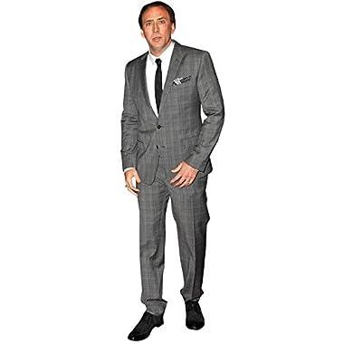 Nicolas Cage Life Size Cutout