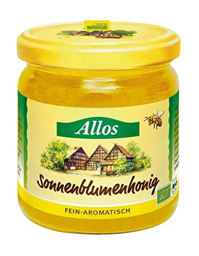 Allos Sonnenblumenhonig (500 g) - Bio