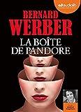 La Boîte de Pandore - Livre audio 2 CD MP3