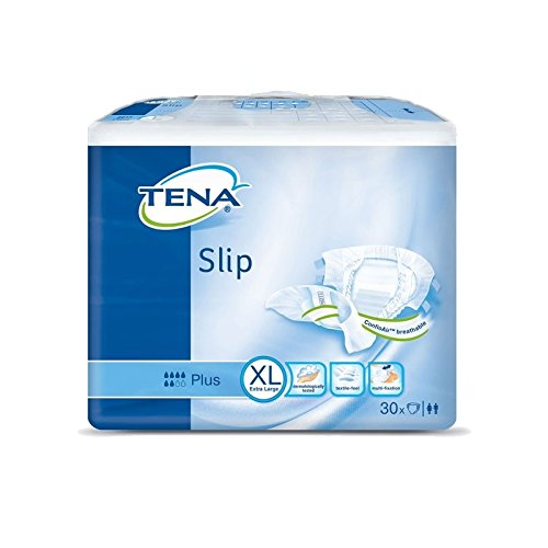 Tena Slip Plus XL - 30 All-in-One Slip