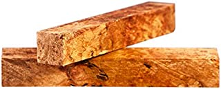 Best maple burl pen blanks Reviews