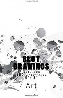 Blot Drawings Notebook