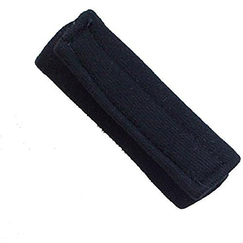 Croozer Unisex Jugend Schultergurtposter-3092025120 Schultergurtposter, grau-schwarz, One Size