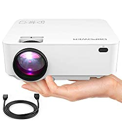 Image of DBPOWER L12 Mini Projector,...: Bestviewsreviews