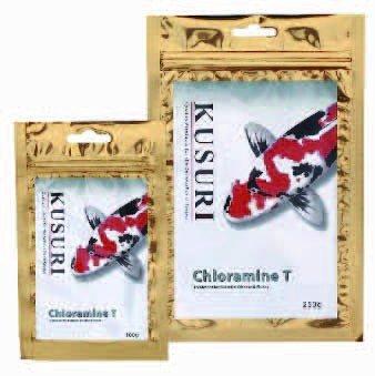 Kusuri poeder Chloramine T 100gram