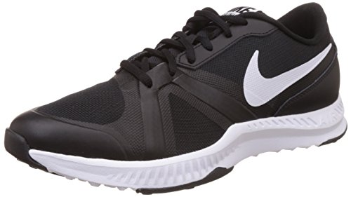 Nike Air Epic Speed TR Mens Running Trainers 819003 Sneakers Shoes (US 12, Black White Dark Grey 001)