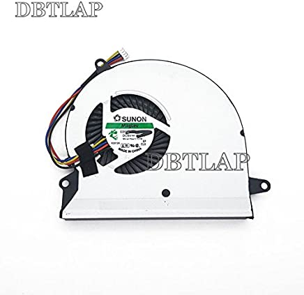 DBTLAP Ventole per CPU da Computer per ASUS U56E U56E-RAL9 Delta BB86 BDB05405HHB 5V 0.36A CPU più Fresco Ventilatore - Trova i prezzi più bassi