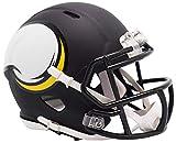 Riddell NFL AMP Alternate Revolution - Mini casco para niños, NFL, color Minnesota Vikings., tamaño talla única