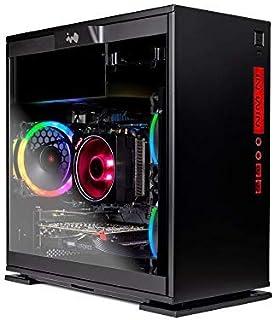 SkyTech Legacy Mini - Gaming Computer PC Desktop – Ryzen 7 2700 8-Core 3.2 GHz, NVIDIA GeForce RTX 2070 Super 8GB, 500G SS...