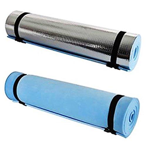 ZAK168 - Esterilla de Espuma Aislante para Acampada y Yoga (180 x 50 cm, Espuma EVA), Color como en la Imagen, tamaño Tamaño Libre, 0.02, 12.60 x 3.94 x 3.15inches