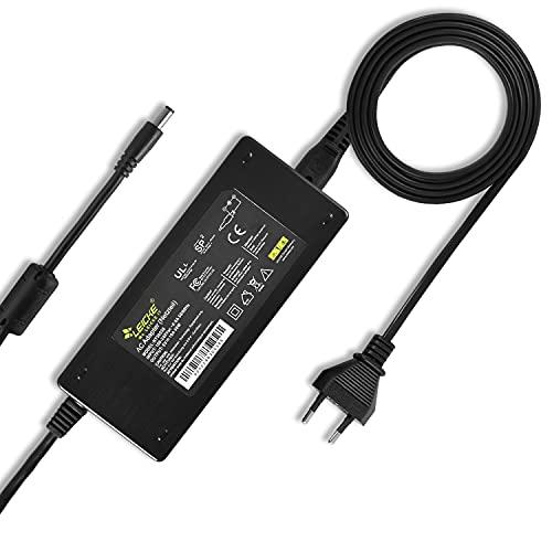LEICKE Cargador Universal 5V 10A 50W Adaptador de Alimentación para Luz LED WS2811 WS2812 WS2812B WS2801 SK6812 APA102 SK9822 LED8806, CCTV, Router, Pantalla Monitores LCD TFT, NAS, sistemas embebidos