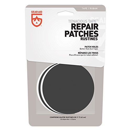 Getriebe Aid Tenacious Clean Tape Patches
