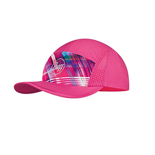 Buff Run Cap Gorra, Womens, Pink, Talla Única
