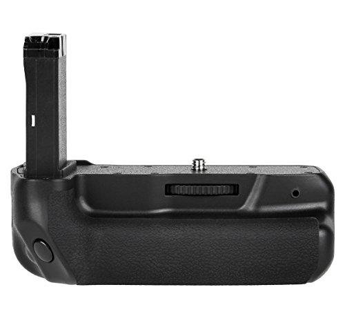 ayex Batteriegriff für Canon EOS 800D, 77D, Rebel T7i, Kiss X9i (Wie BG-1X) 100{b72d8f82dbf7cc25a6846b48556500c33a064df30d87b89663afe57a531376bd} Kompatibilität - Akkugriff optimal zum fotografieren im Hochformat